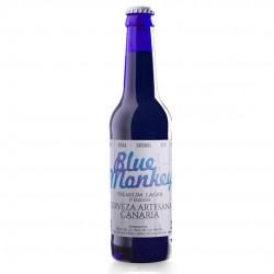 Blue Monkey Cerveza Canaria...