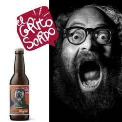 Cerveza NEGRA El Grito...