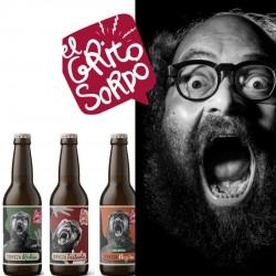 PACK Cervezas El Grito...
