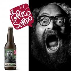 Cerveza RUBIA El Grito...