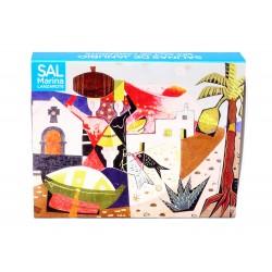 Flor de Sal, Salinas de...