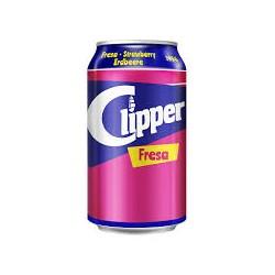Clipper de Fresa