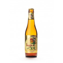Brugse Zot Blond. Cerveza...
